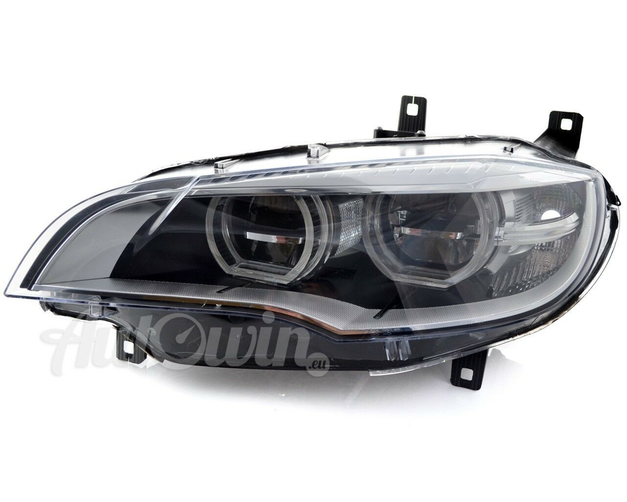 BMW X6 LED ADAPTIVE HEADLIGHT LEFT SIDE OEM 63117359365
